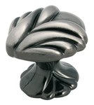 "Amerock BP1475PWT Pewter 1 3/8"" Knob from the Expressions Collection product"