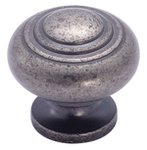 "Amerock BP4258WN Weathered Nickel 1 3/16"" Knob from the Inspirations Collection product"