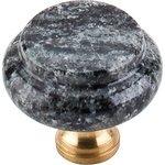 Top Knobs M126 Verde Maritaka Granite 1 3/8