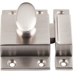 "Top Knobs M1779 Cabinet Latch 2"" - Brushed Satin Nickel  from the Additions Collection"