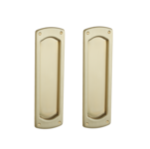 Baldwin PD007.PASS Palo Alto Passage Pocket Door Mortise Lock