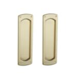 Baldwin PD007.FD Palo Alto Dummy Pocket Door Set