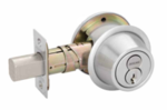 Schlage B562R Double Cylinder Deadbolt with Full Size Interchangeable Core