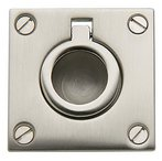 Baldwin Hardware Flush Ring Pulls