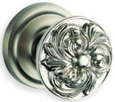 Ornate Door Knobs