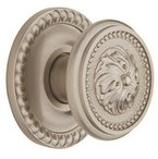 Baldwin Hardware Ornate Door Knobs
