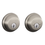 Schlage Double Cylinder Deadbolts