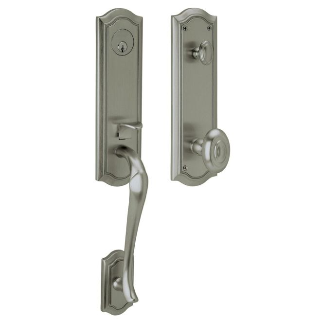 ENTR Estate Bethpage Single Cylinder Mortise Handleset