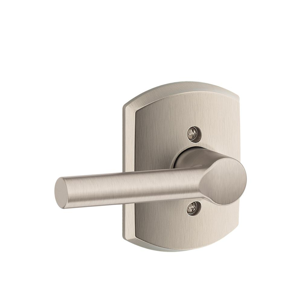 Schlage F58ply Plymouth Single Cylinder Handleset