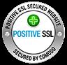 Positive SSL on a transparent background